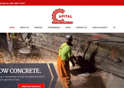 Capital Cutting & Coring