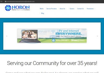 Noron Home Communications